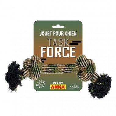 Anka TASK FORCE corde 2 noeuds