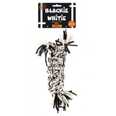 anka blackie whitie cross braid