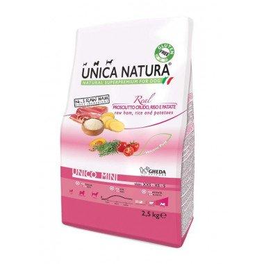 Gheda Unica Natura jambon cru pour chiens de tout...