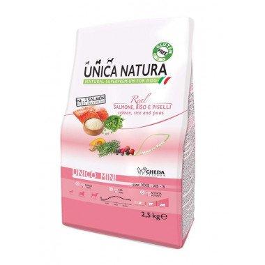 Gheda Unica Natura saumon pour chiens de tout âge et...