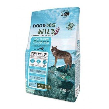 GHEDA Dog&Dog Wild Regional Ocean pour Chiens...
