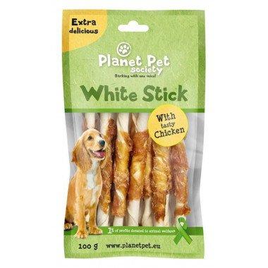 Planet Pet Society friandise roll au poulet pour chien