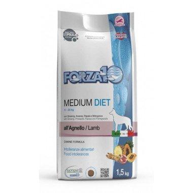 Forza10 Diet agneau pour chien adulte