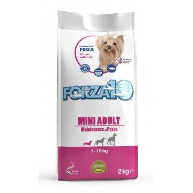Forza10 Maintenance poisson pour chien adulte