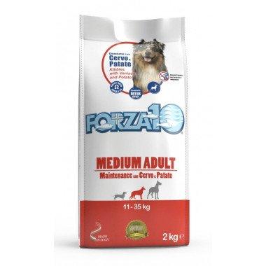 Forza10 Maintenance cerf pour chien adulte