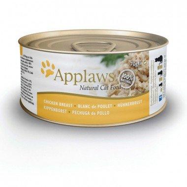 Applaws boîtes de 70gr pour chat adulte - 11 recettes