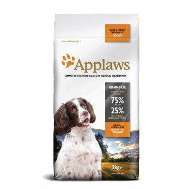 Applaws grain free poulet pour chien adulte...