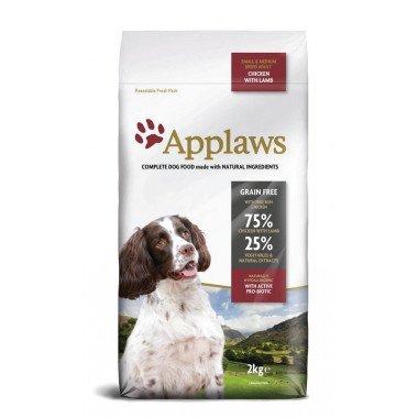 Applaws grain free poulet & agneau pour chien adulte...