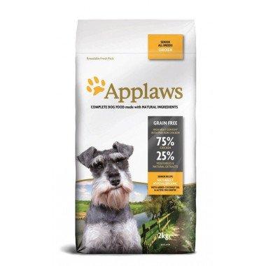 Applaws grain free poulet pour chien senior toutes...