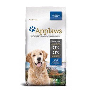 Applaws grain free poulet lite pour chien adulte...