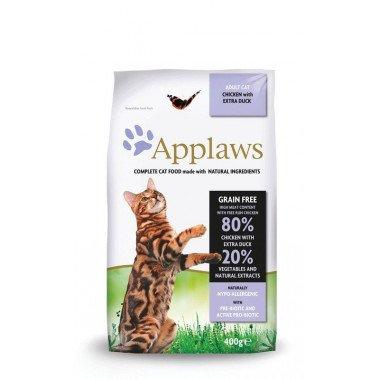Applaws grain free poulet/canard pour chat adulte