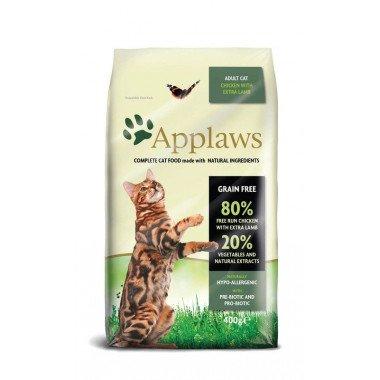 Applaws grain free poulet/agneau pour chat adulte