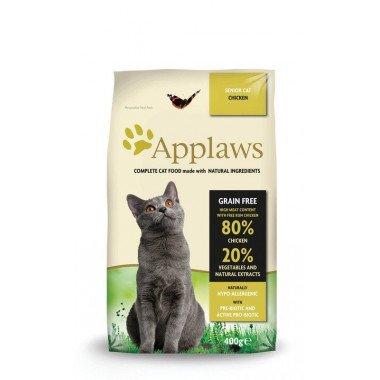 Applaws grain free poulet pour chat senior
