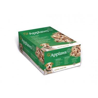 Applaws multipack boîtes 8x156gr en gelée pour chien