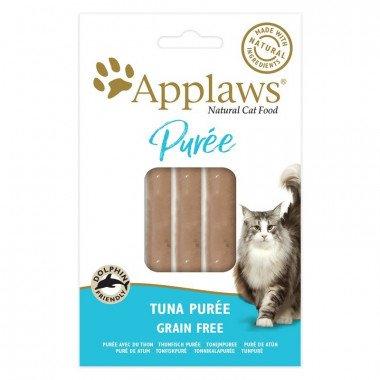 Applaws friandise purée au thon pour chat