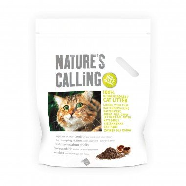 Applaws Nature's Calling litière pour chat 100% naturelle