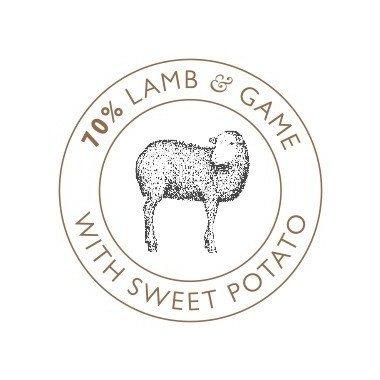 Eden friandises naturelles agneau & gibier (chiens et chats) logo