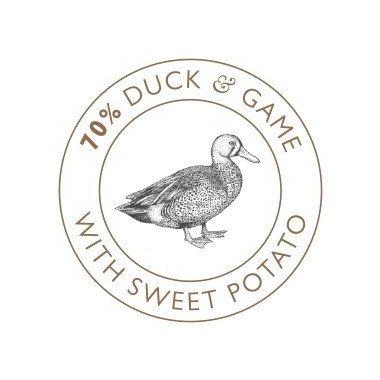 Eden friandises naturelles canard & gibier (chiens et chats) logo