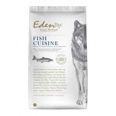 Eden 80/20 fish cuisine (chiots, chiens adultes et...