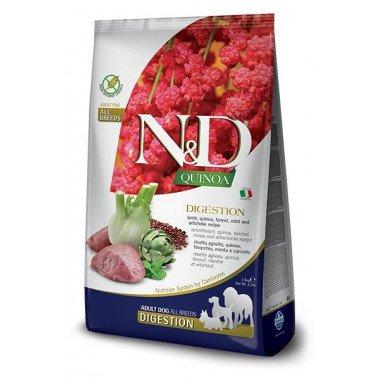 N&D grain free quinoa agneau - digestion (chien)