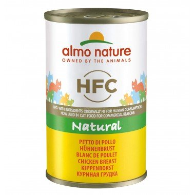 Almo Nature HFC Natural 140g - 8 recettes