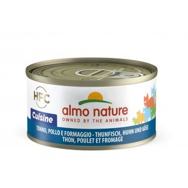 Almo Nature HFC Natural Boite 70g - 12 recettes