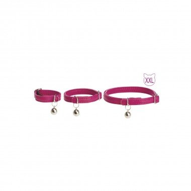 collier-chat-escapade-rose