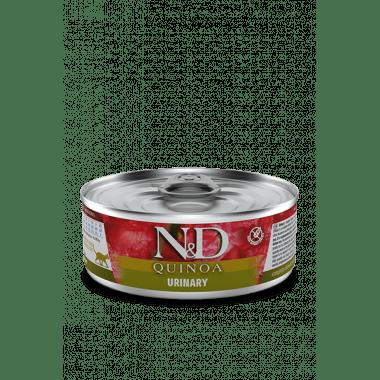 Farmina N&D Humide Quinoa Urinary (chat)