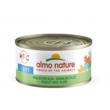 Almo Nature HFC Light - 2 recettes