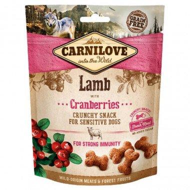 Carnilove friandise Crunchy Agneau pour chien