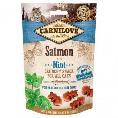 Carnilove friandise Crunchy Saumon pour chat