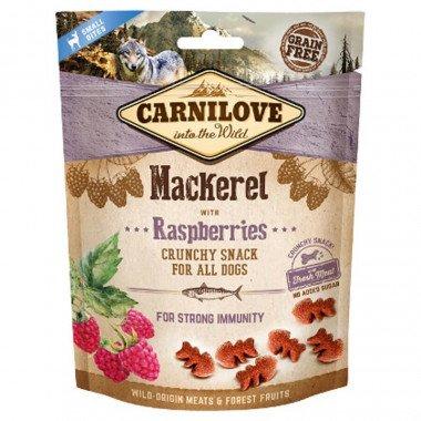 Carnilove friandise Crunchy Maquereau pour chien