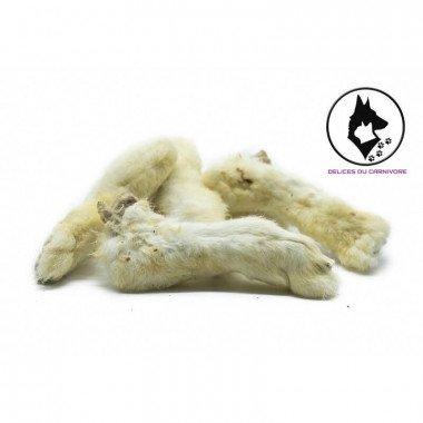friandise naturelle pattes de lapin