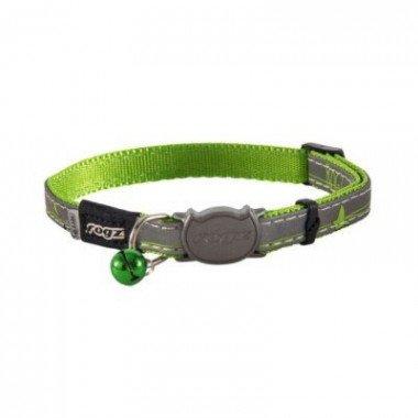 ROGZ Collier Nightcat Vert