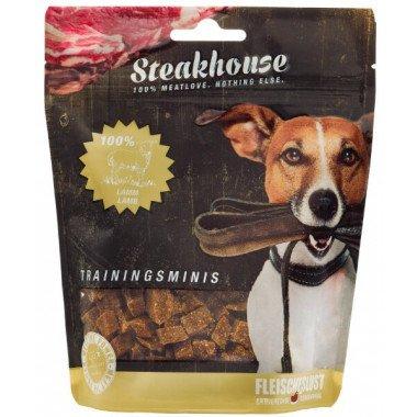 Meatlove - Friandise viande d'agneau séchée pour chien