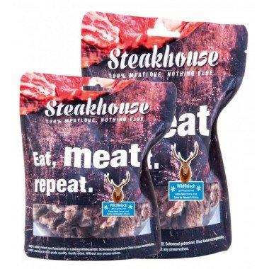 Meatlove - Friandise viande de gibier lyophilisée pour chien