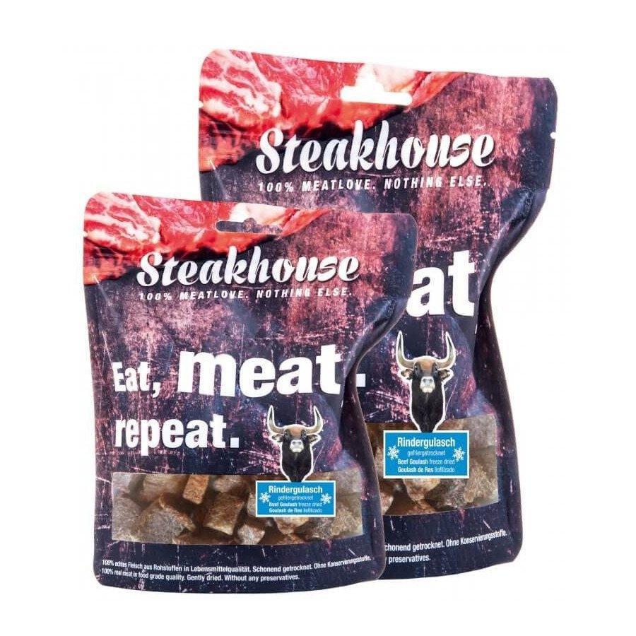 Meatlove - Friandise viande de boeuf lyophilisée pour chien