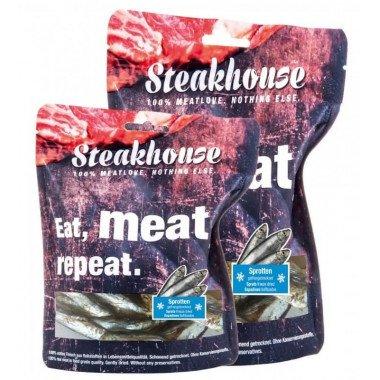 Meatlove - Friandise sprats lyophilisés pour chien