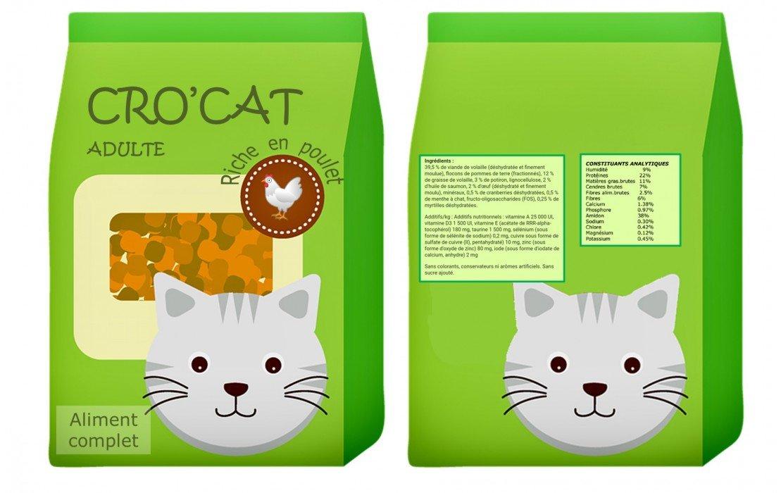 Bien lire les étiquettes des aliments pour chiens et chats